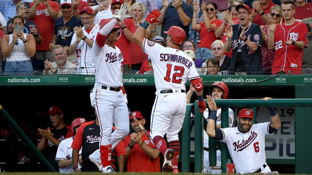 Wednesday MLB Odds, Picks, Predictions: Rays vs. Nationals Betting Preview (June 30) article feature image