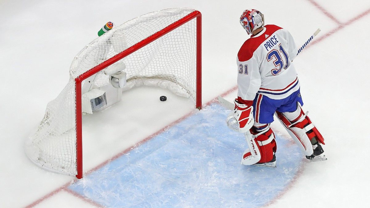 Canadiens vs. Lightning Stanley Cup Final Odds, Preview & Pick: How to Bet Game 2 (Wednesday, June 30) article feature image