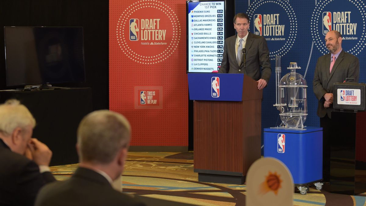 2021 NBA Draft Lottery: Odds, Perceived Edges & Implied Probabilities article feature image