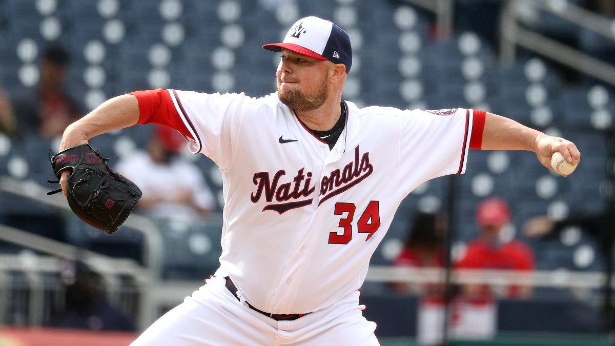 MLB Odds, Picks, Predictions: Nationals vs. Braves Preview (June 2) article feature image
