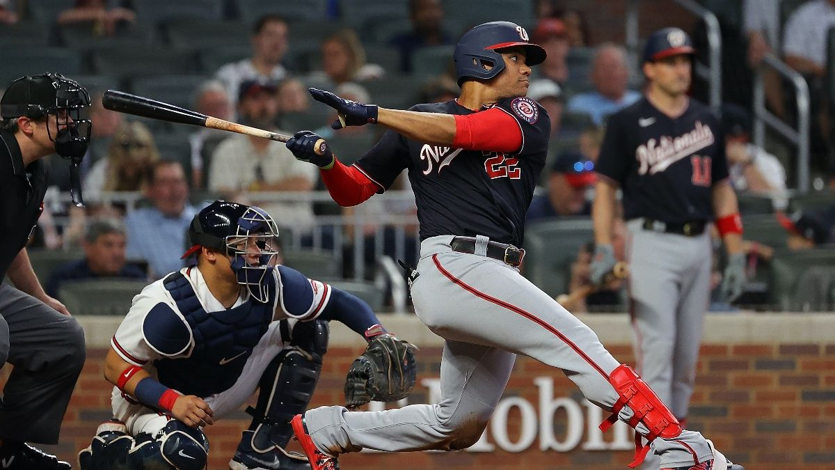 Sunday MLB Betting Odds, Preview, Prediction for Nationals vs. Phillies: Back Washington To Land Road Victory (June 6) article feature image