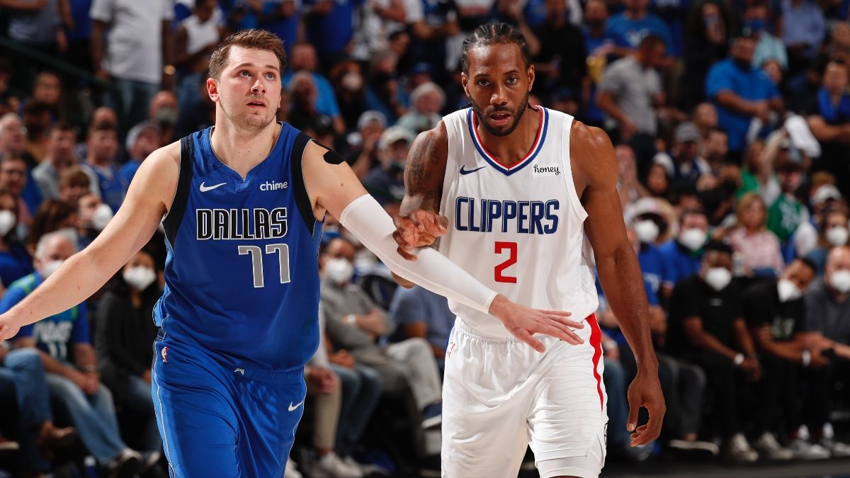 Sunday NBA Odds, Picks, Predictions: Our Favorite Bets for Mavericks vs. Clippers (June 6) article feature image