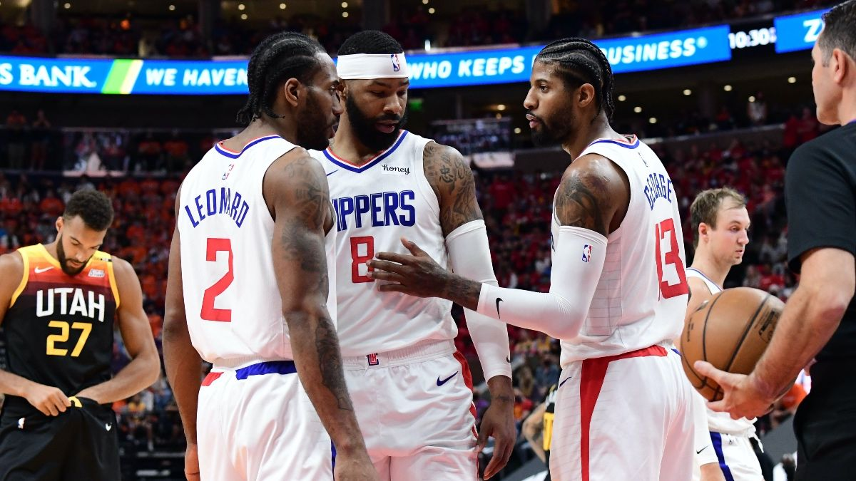 Thursday NBA Odds, Picks, Predictions: Our Staff's Best Bets for Nets vs. Bucks & Clippers vs. Jazz (June 10) article feature image
