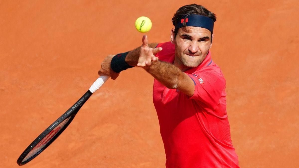 Saturday French Open Betting Odds & Picks: Roger Federer vs. Dominik Koepfer, More article feature image