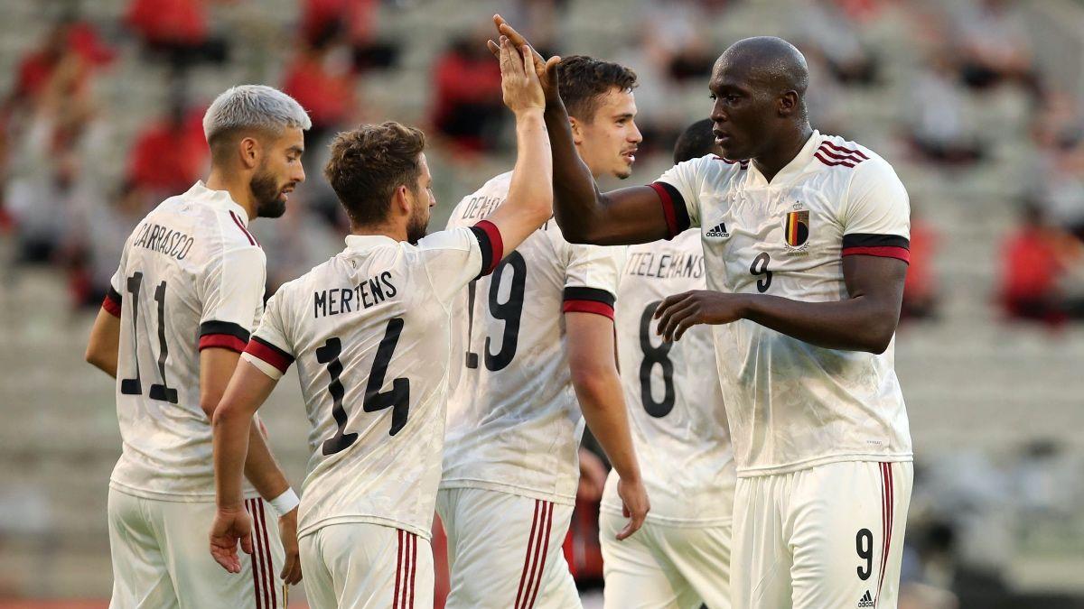 Saturday Euro 2020 Betting Picks & Predictions: Our 4 Favorite Bets for Denmark vs. Finland, Belgium vs. Russia & More article feature image