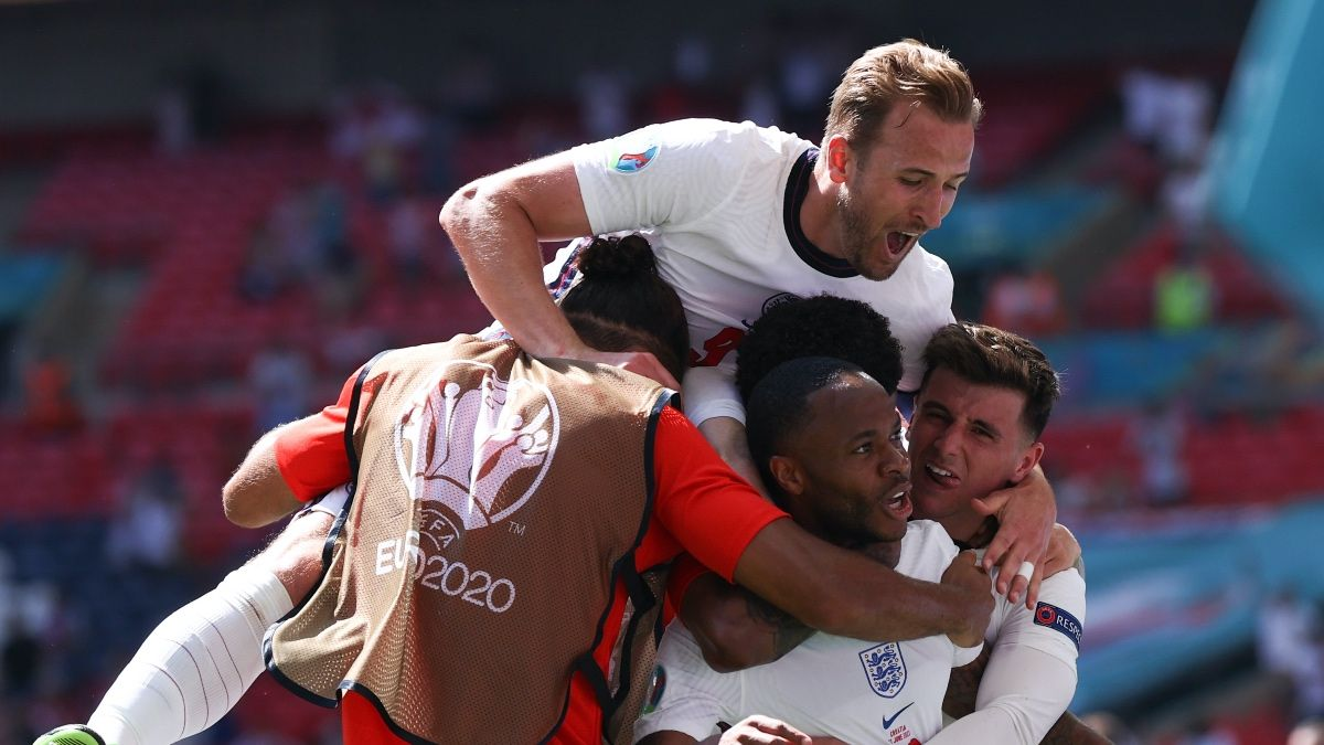 England vs. Scotland Euro 2020 Odds, Pick, Betting Prediction: Take Three Lions to Cruise (June 18) article feature image