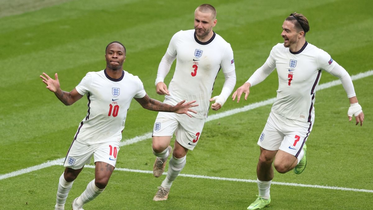 England vs. Denmark Odds, Promo: Bet $20, Win $200 if England Attempts a Shot article feature image