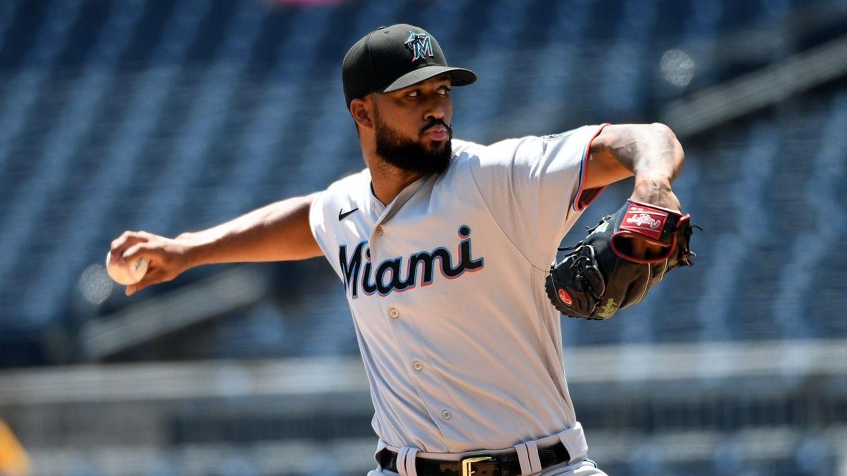MLB Player Prop Bets & Picks: 2 Picks for Sunday, Including Sandy Alcantara & Patrick Sandoval (June 27) article feature image