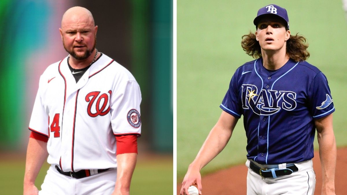 Rays vs. Nationals Odds, Predictions & Preview: The Betting Value To Target Tuesday article feature image