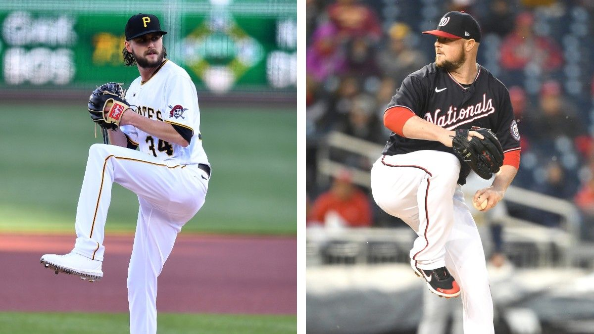 Pirates vs. Nationals Odds, Picks, Betting Predictions: Bet the First 5 Moneyline in D.C. article feature image