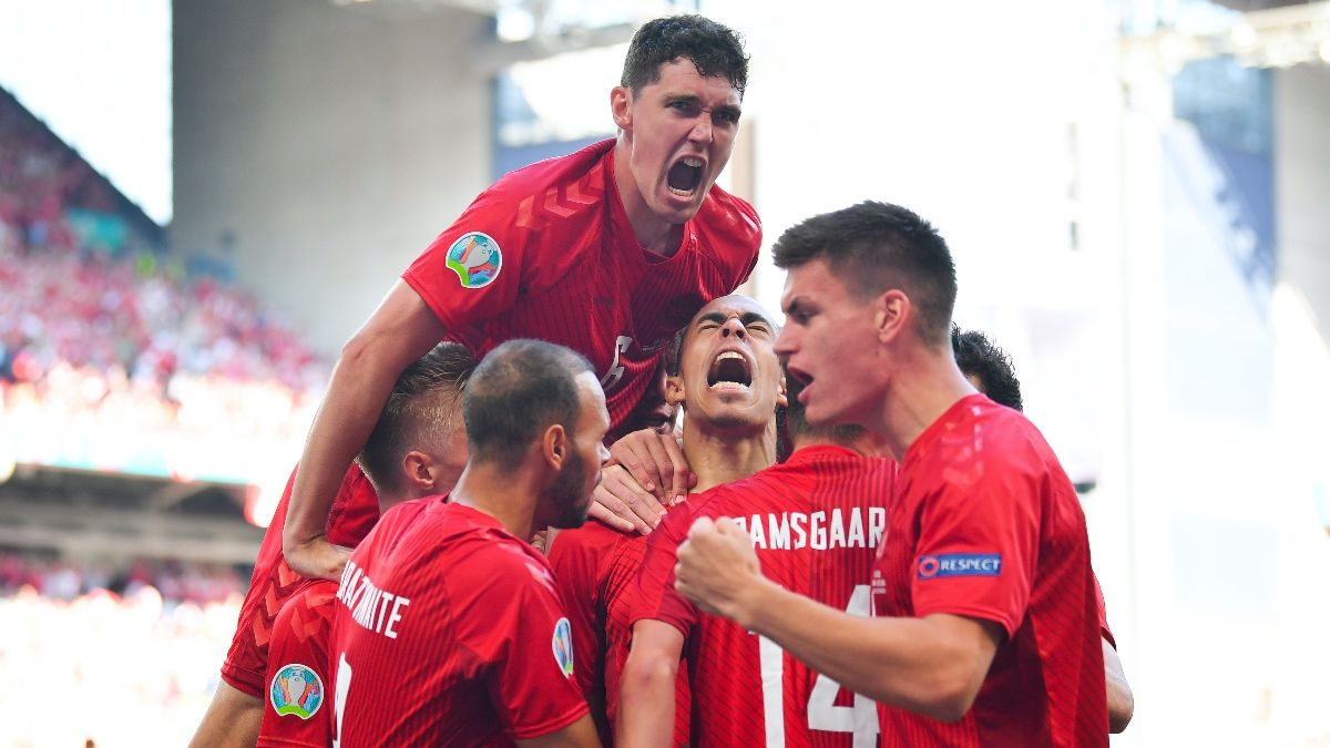 Euro 2020 Odds, Predictions, Picks: Our Best Bets for Denmark vs. Russia & Netherlands vs. North Macedonia (Monday, June 21) article feature image