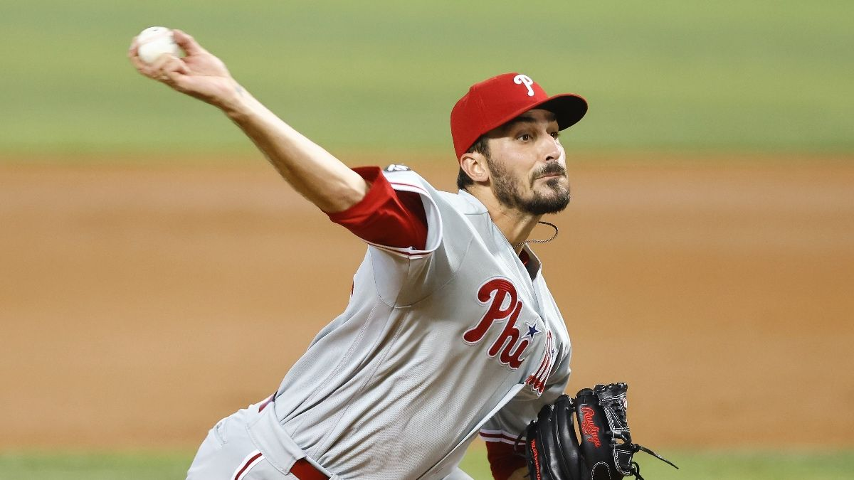MLB Odds, Preview, Prediction for Phillies vs. Giants: Phillies Have Pitching Advantage With Eflin (Sunday, June 20) article feature image