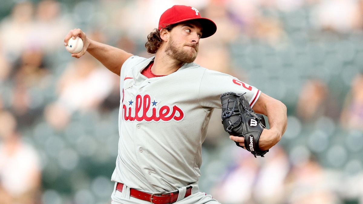 Braves vs. Phillies Odds, Preview, Prediction: The Total Has Value in NL East Opener (Tuesday, June 8) article feature image