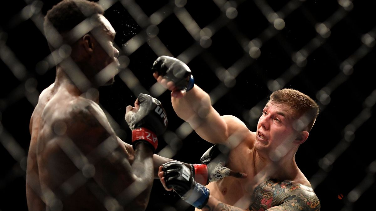 Israel Adesanya vs. Marvin Vettori UFC 263 Middleweight Championship Fight Odds, Pick & Prediction (June 12) article feature image