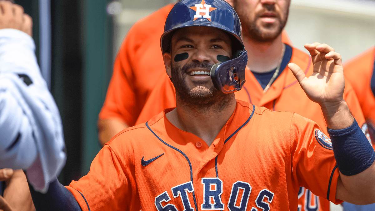 2021 World Series Odds Tracker: Astros Use Huge June to Become AL Favorite article feature image