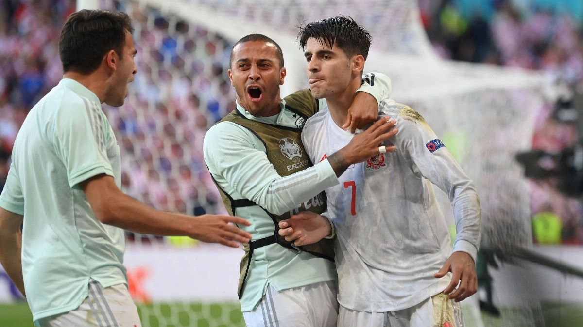 Switzerland vs. Spain Odds, Pick, Betting Prediction: The Clever Way to Bet La Furia Roja in Euro 2020 (July 2) article feature image