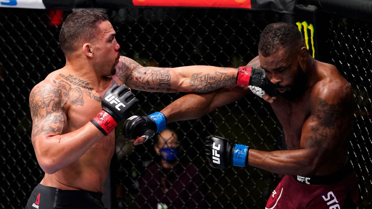 Eryk Anders vs. Darren Stewart UFC 263 Odds, Pick & Prediction: Find Betting Value in Saturday's Rematch (June 12) article feature image