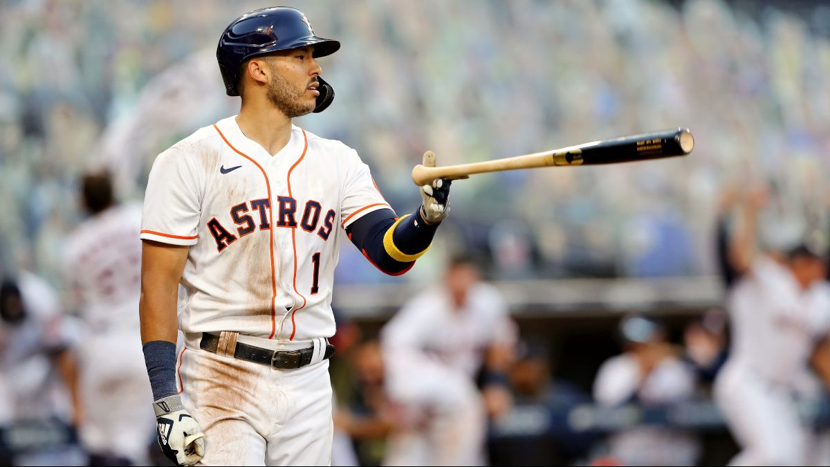 Thursday MLB Odds, Picks, Predictions: Astros vs. Red Sox Betting Preview (June 10) article feature image