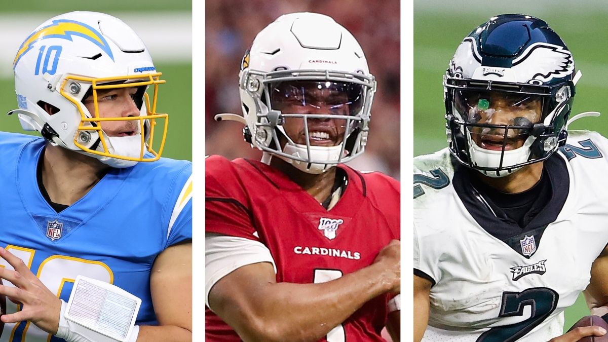 2021 Best Ball Rankings For QBs: Draft Tiers & Strategies article feature image