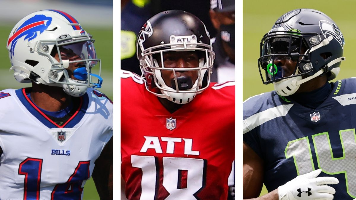 2021 Best Ball Rankings, Tiers & Draft Strategies For WRs article feature image