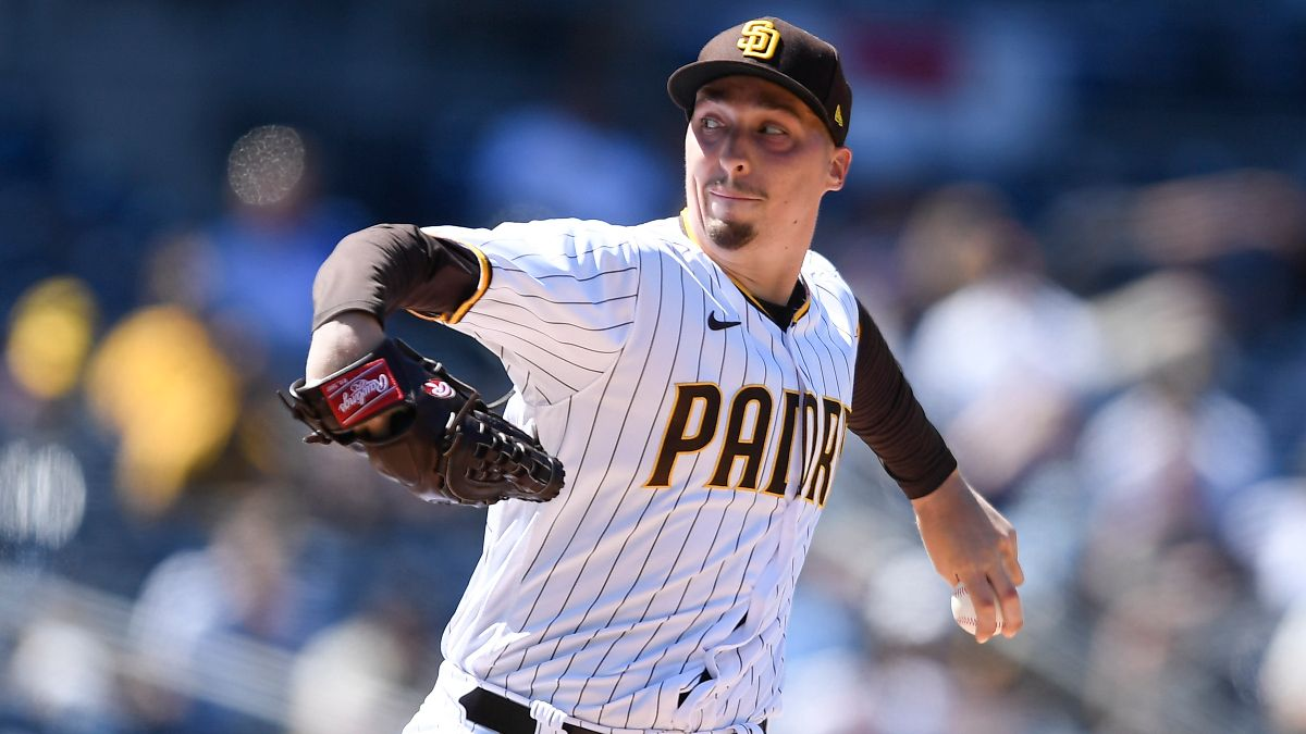 Friday MLB Player Prop Picks: How To Bet Blake Snell & Zack Greinke (June 4) article feature image