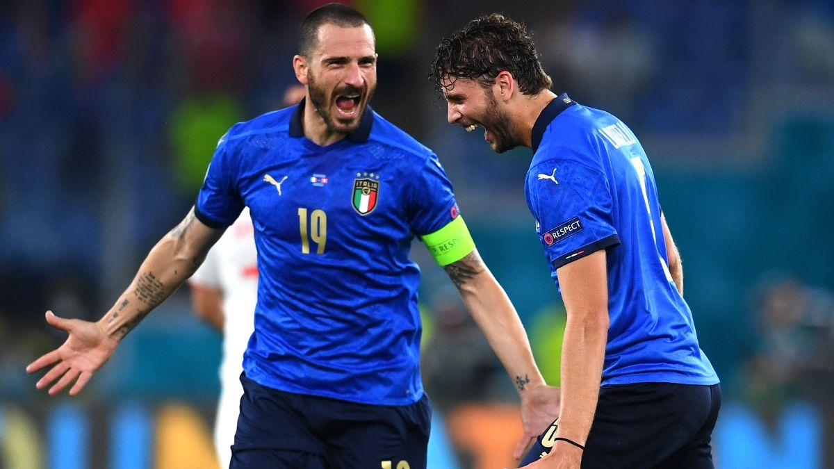Italy vs. Spain Odds, Promo: Bet $20, Win $200 if Italy Attempts a Shot! article feature image