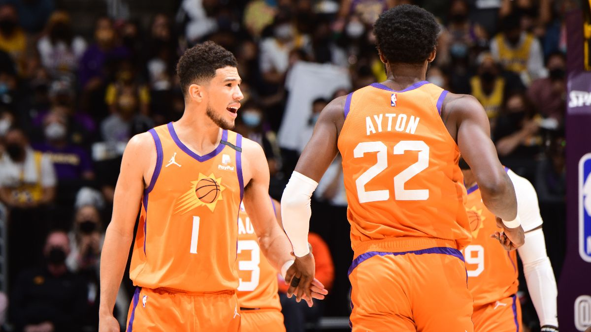NBA Playoffs Odds, Preview, Prediction for Clippers vs. Suns Game 2: Efficient Offenses Take the Court in Phoenix (June 22) article feature image