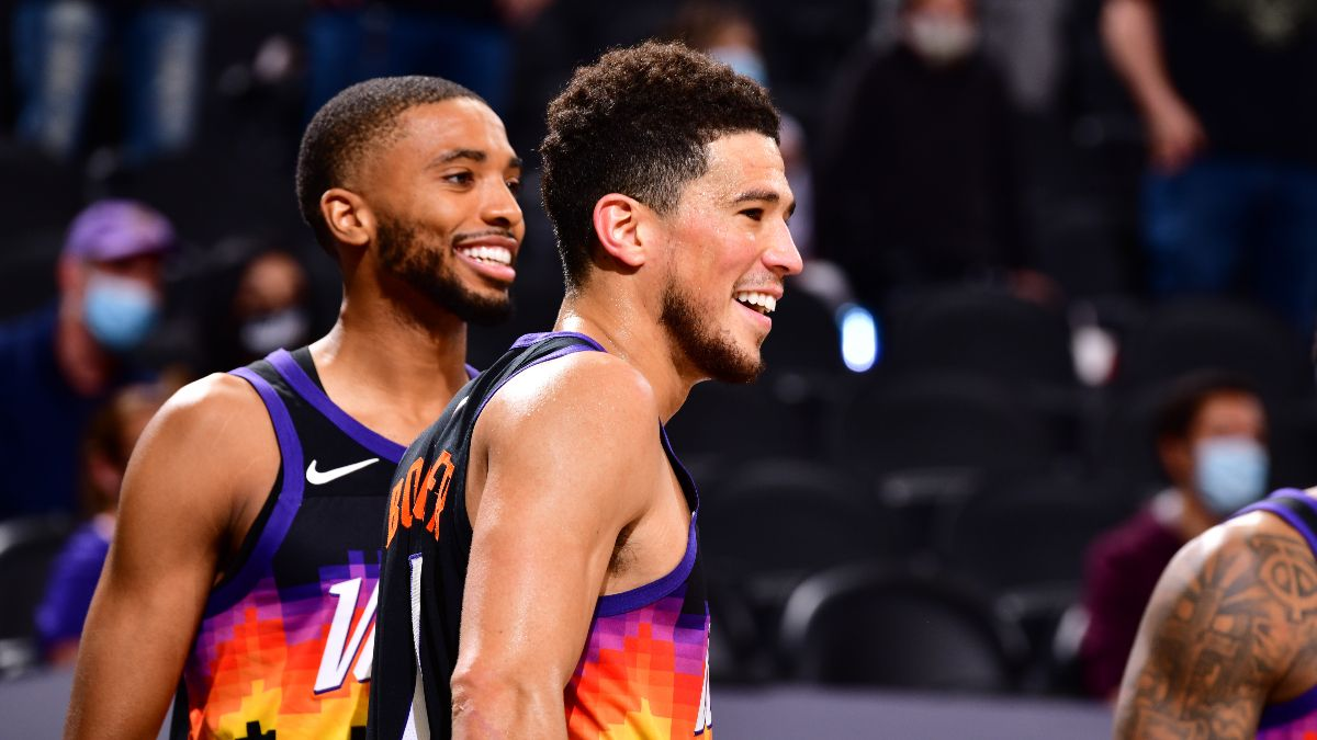 Phoenix Suns Become Second-Biggest Longshot to Make NBA Finals article feature image