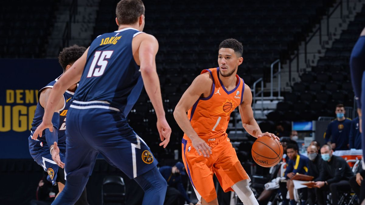 NBA Playoffs Series Odds & Schedule: Suns Enter Conference Semifinals as Favorites vs. Nuggets article feature image