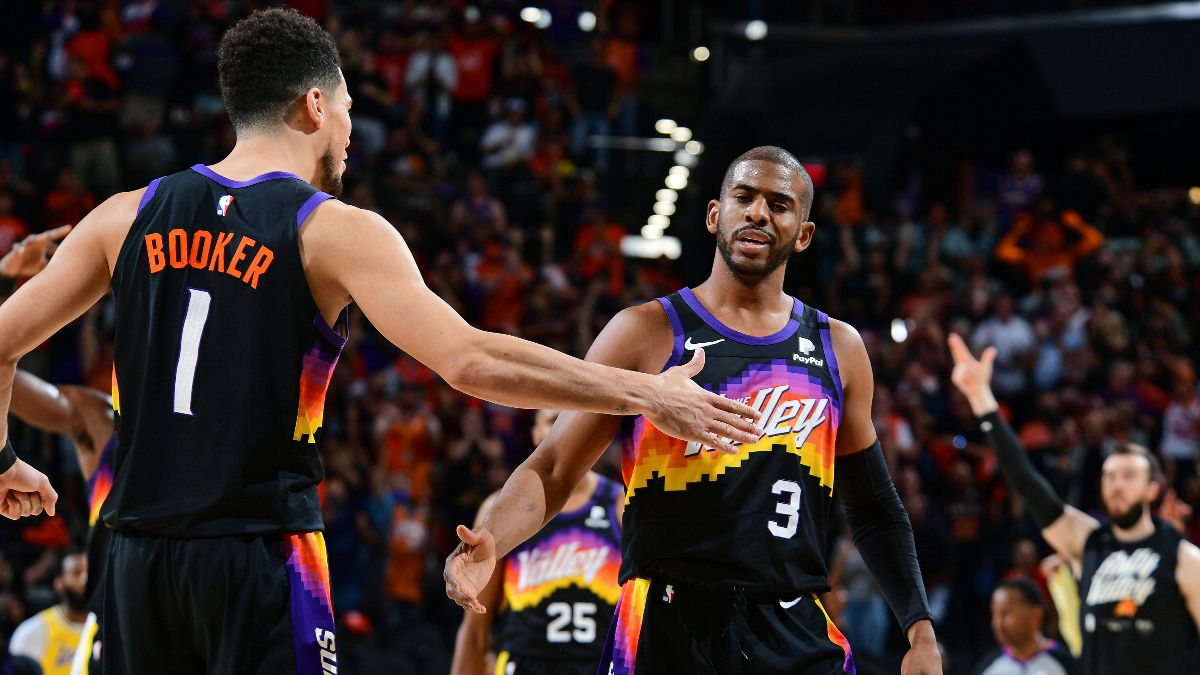 NBA Playoffs Series Bets: Our Confidence Rankings for Each Round 2 Matchup article feature image