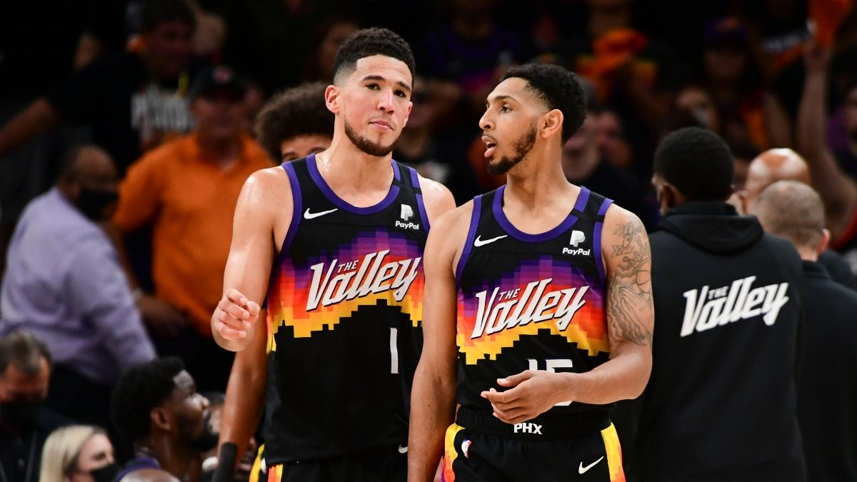 FanDuel NBA Playoffs Promo: Bet $5, Win $150 if the Suns Beat the Clippers! article feature image