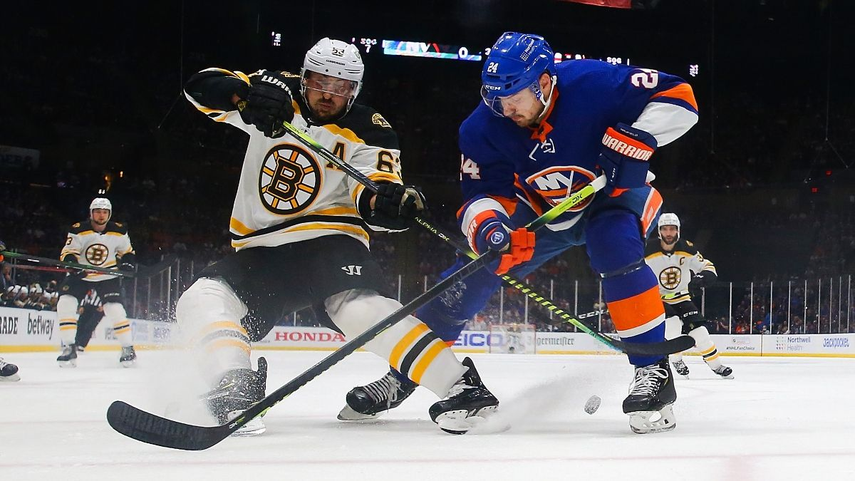 NHL Odds, Picks, Predictions: Bruins vs. Islanders Betting Preview for Game 6 (Wednesday, June 9) article feature image