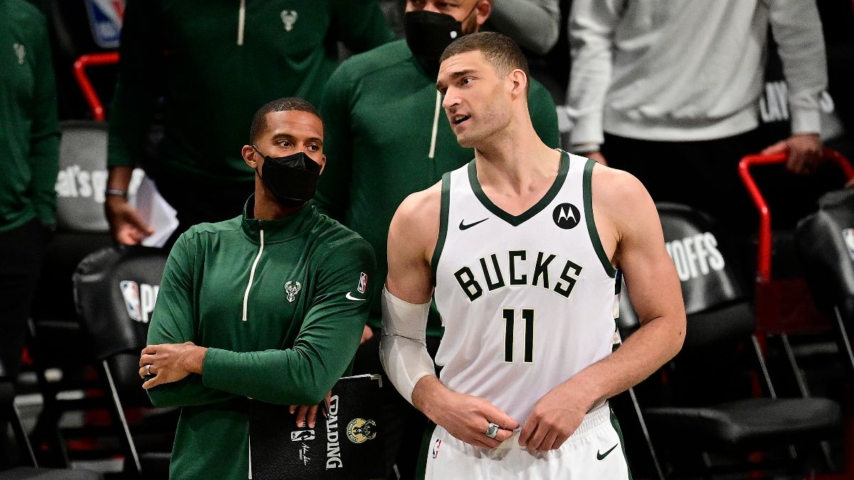 NBA Playoffs Player Prop Bets: 3 Picks for Bucks vs. Nets Game 5 (Tuesday, June 15) article feature image