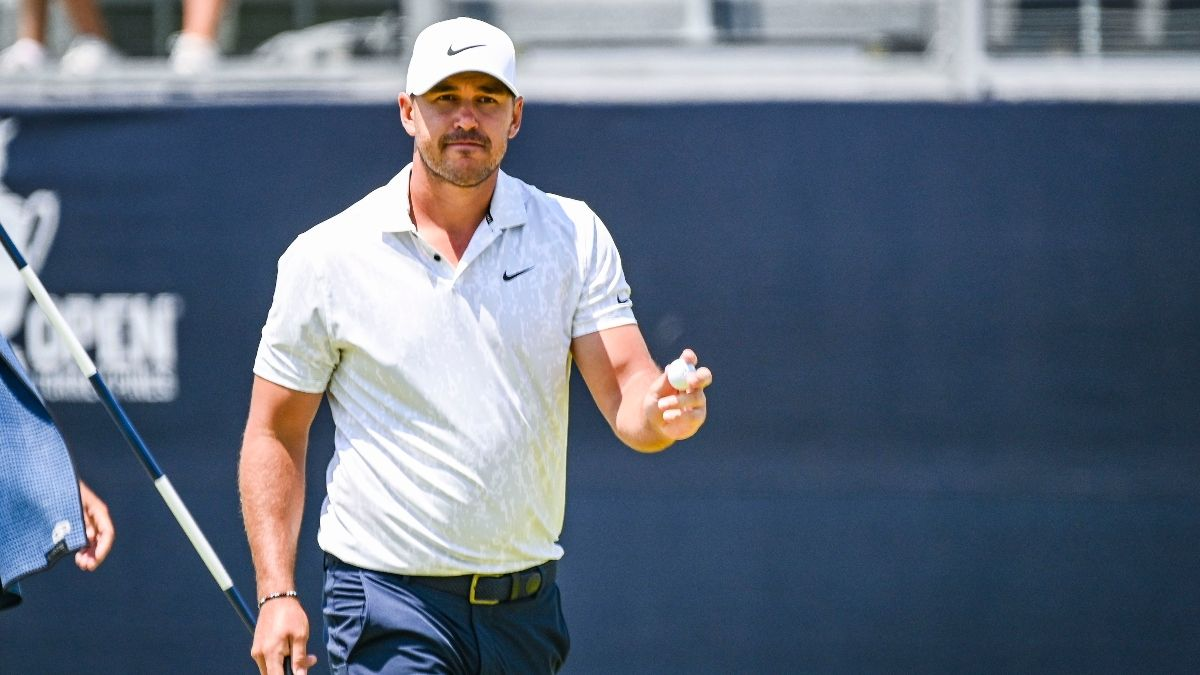 Updated 2021 Shriners Children's Open Betting Odds: Koepka, Ancer, Simpson Favorites in Light Field article feature image