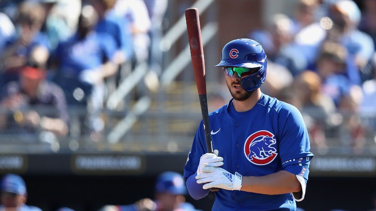 Cubs vs. Padres Odds, Preview, Prediction: Betting Value on Kris Bryant & Chicago (Monday, June 7) article feature image
