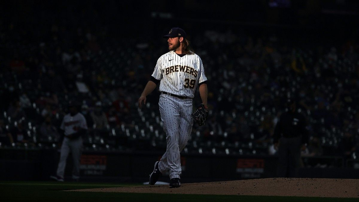 MLB Odds, Picks, Predictions: 2 Best Bets for Athletics vs. Yankees & Brewers vs. Rockies (Friday, June 18) article feature image