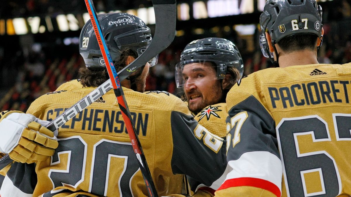 NHL Odds, Predictions, Preview for Canadiens vs. Golden Knights Game 2: How to Bet Vegas for Most Value (June 16) article feature image