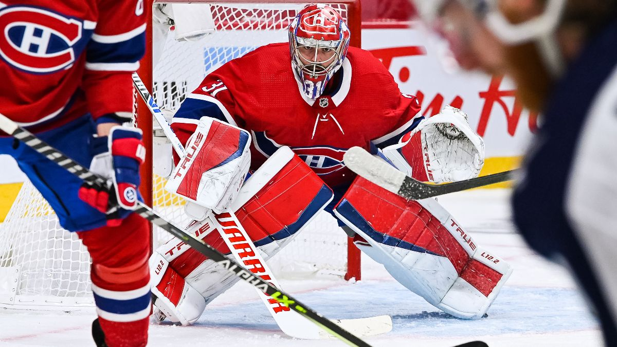 Jets vs. Canadiens Betting Odds, Pick, Prediction: Can Montreal Complete the Sweep? (Monday, June 7) article feature image