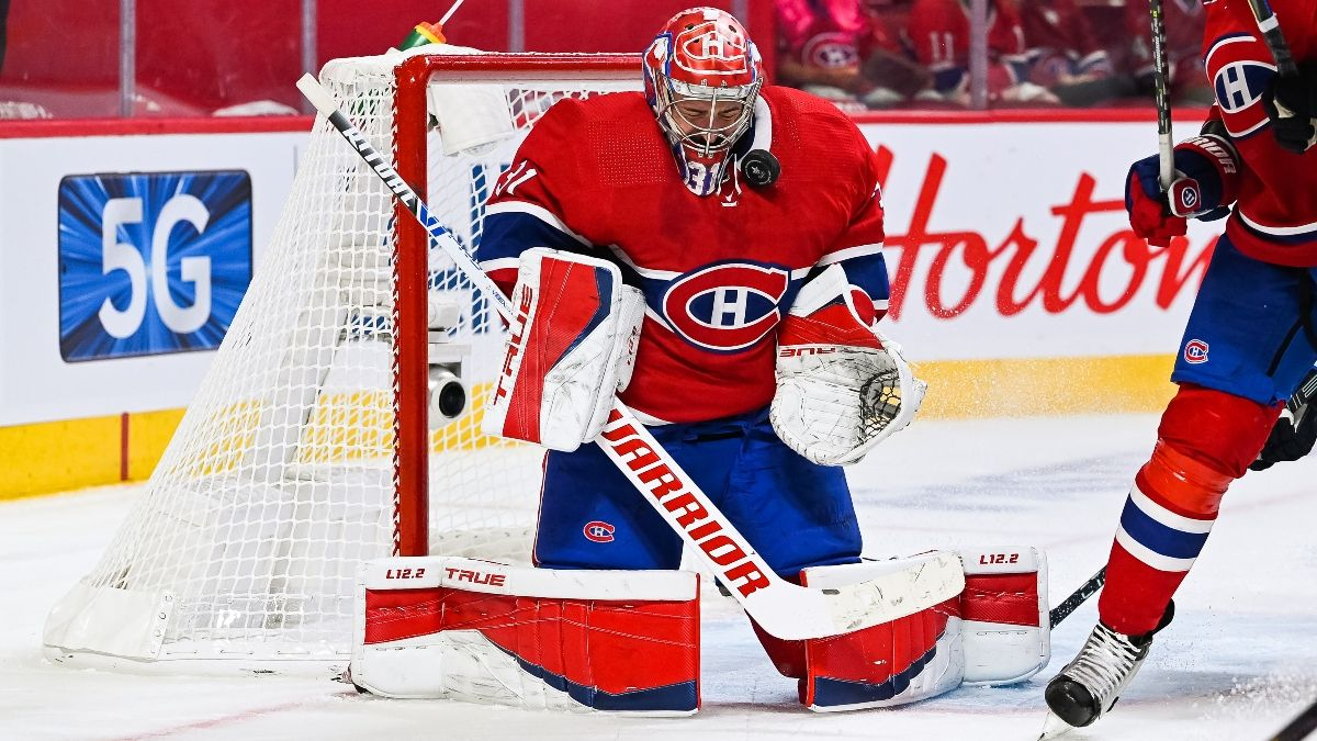 Canadiens vs. Golden Knights Game 1 Odds, Preview: Montreal Opens Semifinal Series as Big Underdog (Monday, June 14) article feature image
