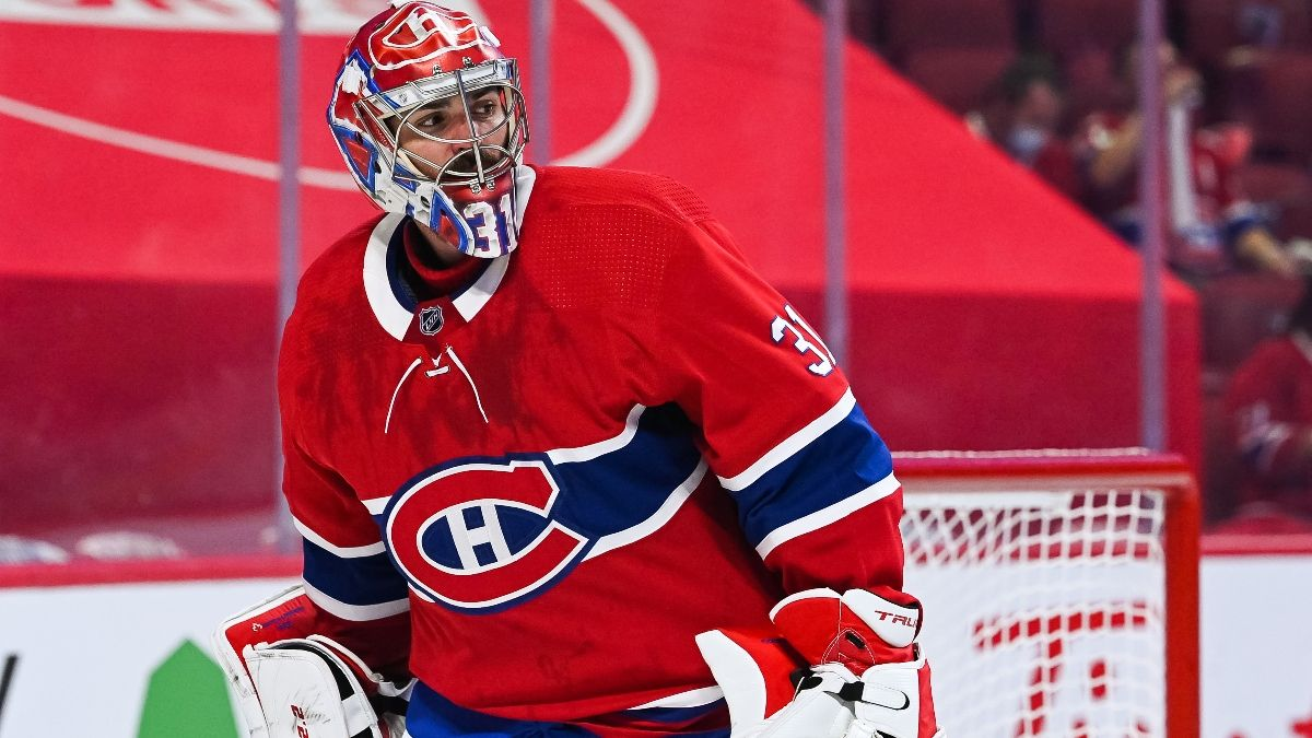 NHL Playoffs Odds, Preview, Prediction Golden Knights vs. Canadiens Game 4: Can Montreal Take Commanding Series Lead? (Sunday, June 20) article feature image