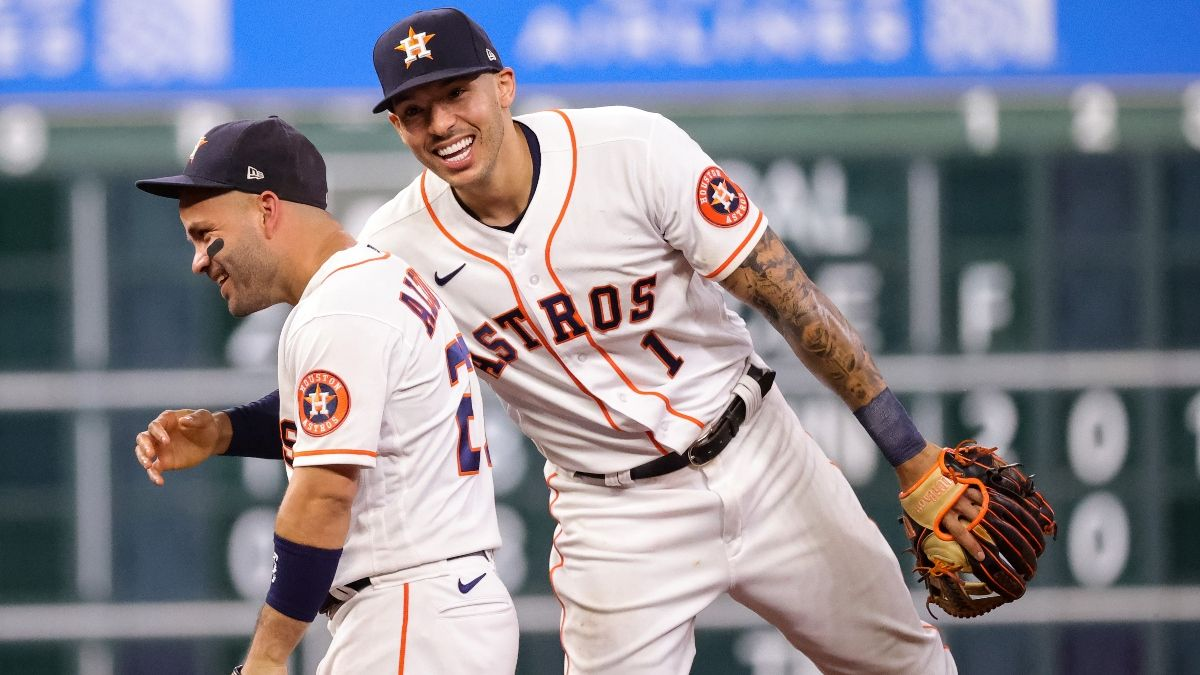 Mattress Mack Bets $3.35 Million on Astros To Win 2021 World Series article feature image