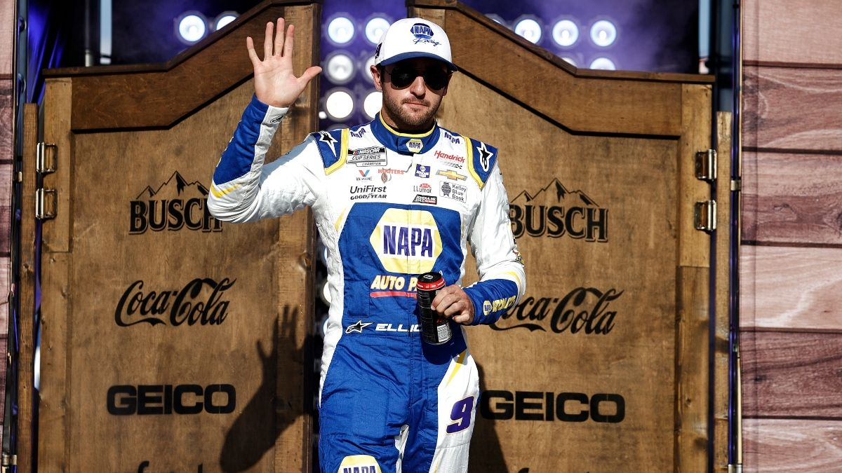 NASCAR at Road America Odds, Predictions: Updated Lines for Sunday's Jockey Made in America 250 (July 4) article feature image
