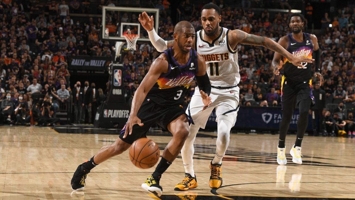 Nuggets vs. Suns Odds, Picks, Predictions: Game 2 Betting Preview (June 9) article feature image