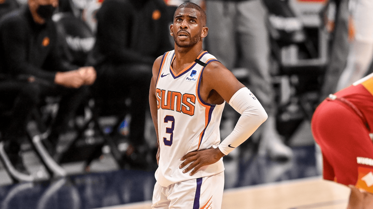 Chris Paul Enters COVID-19 Protocol, NBA Title Odds Come Off the Board article feature image