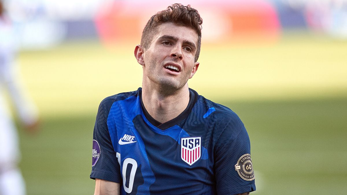 United States vs. Mexico CONCACAF Nations League Betting Odds, Preview & Picks (Sunday, June 6) article feature image