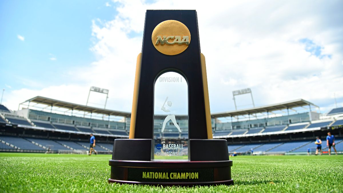 2021 College World Series Odds, Picks & Bracket Predictions: Your Guide to Betting the CWS in Omaha article feature image