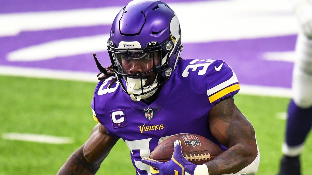 Why Vikings RB Dalvin Cook Is Worth Risking A High Pick In 2021 Fantasy Football Drafts article feature image