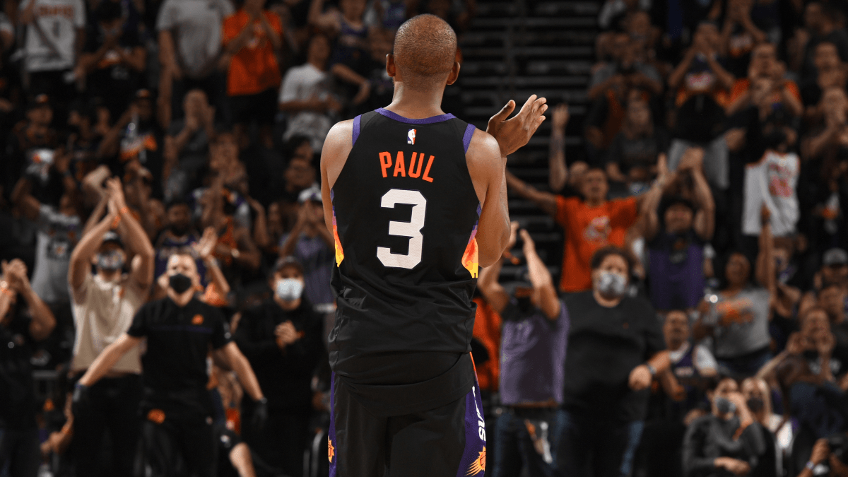 Does Chris Paul Have a Chance at NBA Finals MVP? His Odds are on the Move article feature image