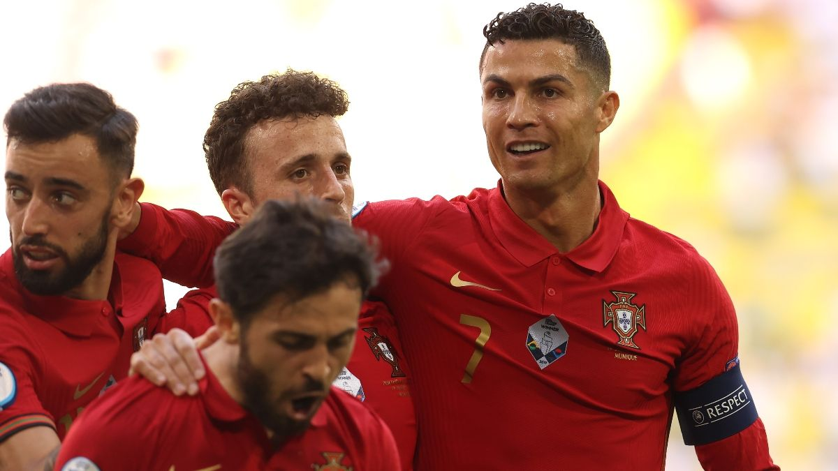 Portugal vs. France Betting Odds, Pick, Prediction: The Prop to Play in Euro 2020 Group F Match article feature image