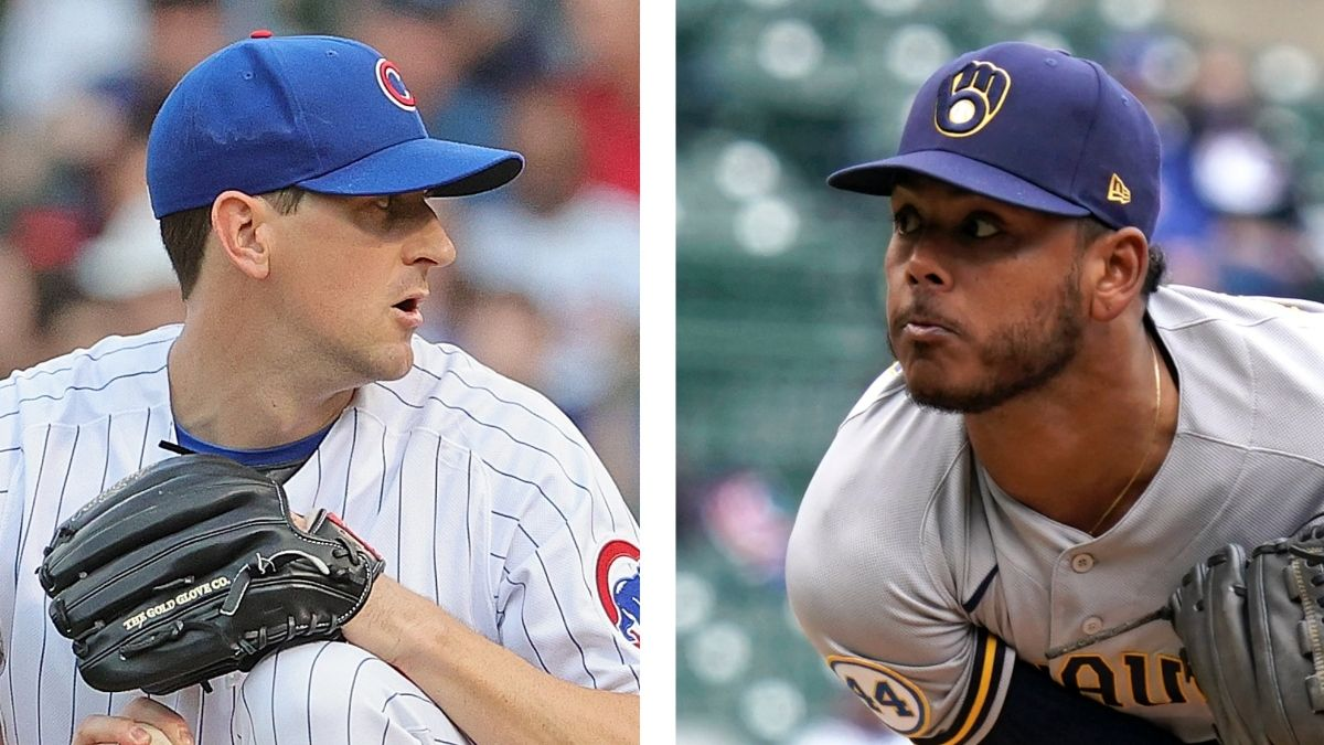 Brewers vs. Cubs Odds, Predictions, Preview: Monday's Clear Pitching Edge article feature image